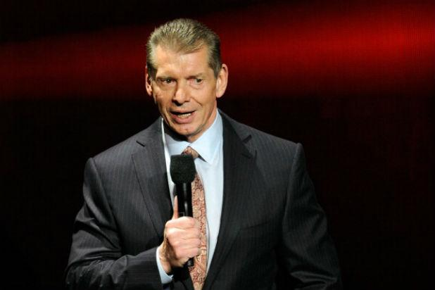 WWE Superstar Suspended for Grabbing Vince McMahon's Arm (Report)