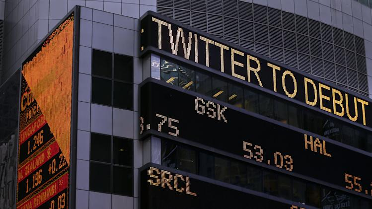 TWITTER IPO LIVE: Official was 'a little nervous'