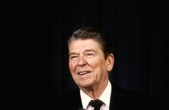 Researchers Analyze Ronald Reagan's Speech For Early Signs Of Alzheimer's