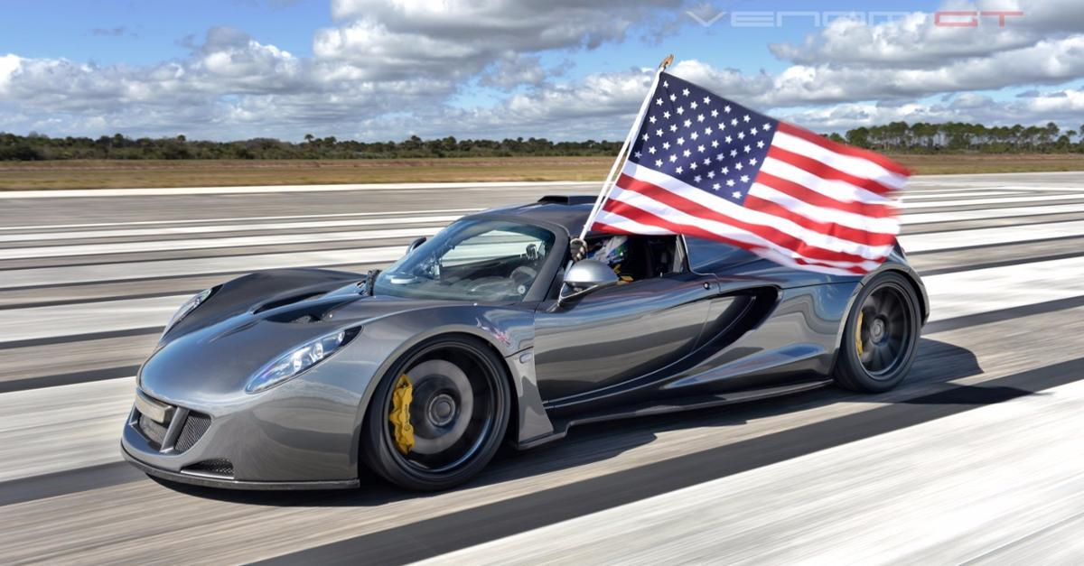 The Fastest Cars On Earth... Unveiled