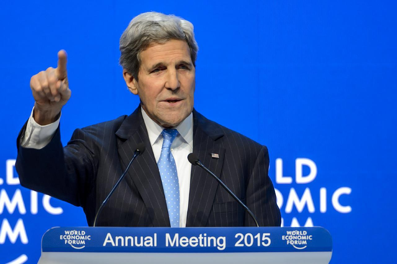 Kerry urges Russia to 'immediately' end support for Ukraine separatists