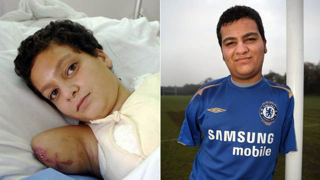 Reporter's Notebook: Iraqi Boy Hit by American Missile - 10 Years Later