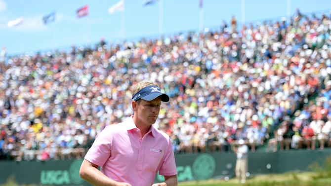 U.S. Open - Round Two
