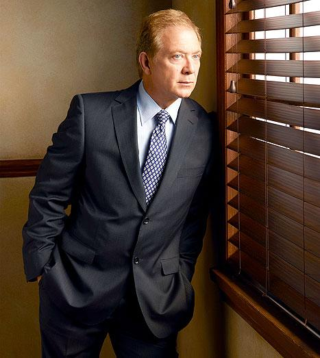 Jeff Perry: Scandal Actor Joins Us For Live Twitter Q&A! Read His Spoilers and Surprising Behind-the-Scenes Details!