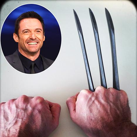 Hugh Jackman Announces His Final Wolverine Role in the Coolest Way: Pic