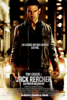 Poster di Jack Reacher - La prova decisiva