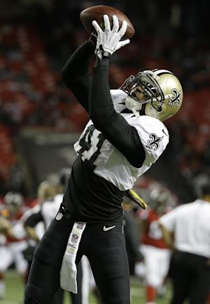 Panthers sign Saints S Harper to 2-year contract