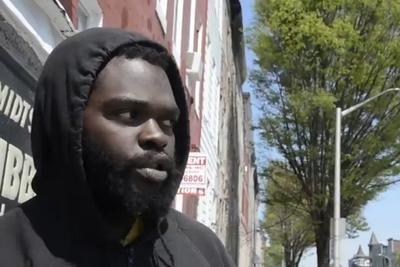 "Man who recorded Freddie Gray's arrest: ""He was just screaming — screaming for life"""