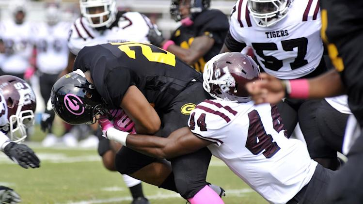 Texas Southern rallies to edge Grambling 23-17, OT