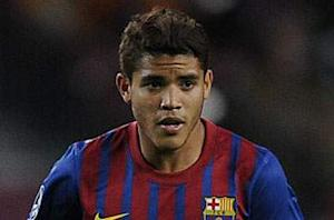 Barcelona confirms Dos Santos surgery success