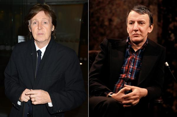 Paul McCartney Mourns Friend and Composer Richard Rodney Bennett