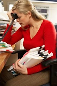 Four ways to beat work stress and burnout. (Thinkstock)