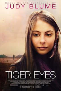 Poster of Tiger Eyes
