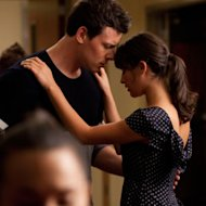 Cory Monteith and Lea Michele of 'Glee' (Photo: Fox)