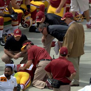 'Sound FX': Washington Redskins adapt in Week 2 victory