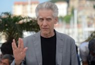 Canadian director David Cronenberg
