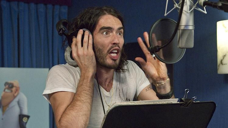 Despicable Me Production Photos 2010 Universal Pictures Russell Brand