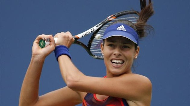 Ana Ivanovic of Serbia (Reuters)