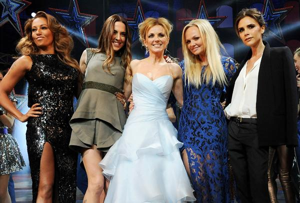Spice Girls Launch 'Viva Forever' Musical in London