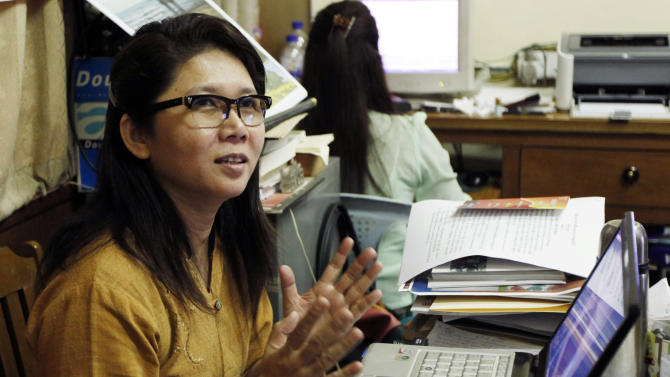 Freedom brings new challenges for Myanmar writers