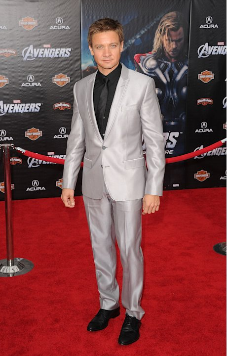 "Premiere Of Marvel Studios' ""Marvel's The Avengers"" - Arrivals"