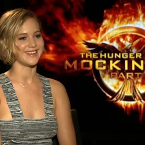 Jennifer Lawrence Reveals Why She's a Total Badass
