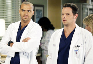 Jesse Williams and Justin …