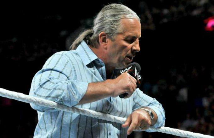 Bret Hart Says He Has Heard Many White Pro Wrestlers Use the N-Word Over the Years