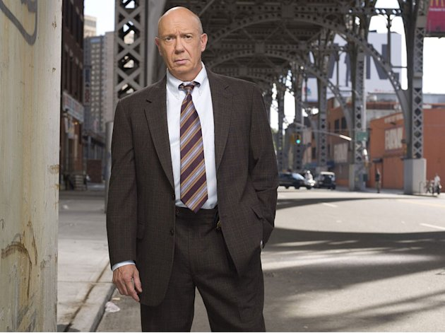 Dann Florek in the NBC series &quot;Law &amp; Order: Special Victims Unit&quot; 