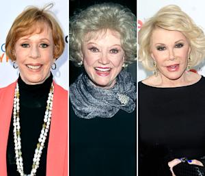 Phyllis Diller Remembered by Joan Rivers, Carol Burnett