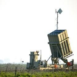 Rocket Fired From Gaza Hits Southern Israel