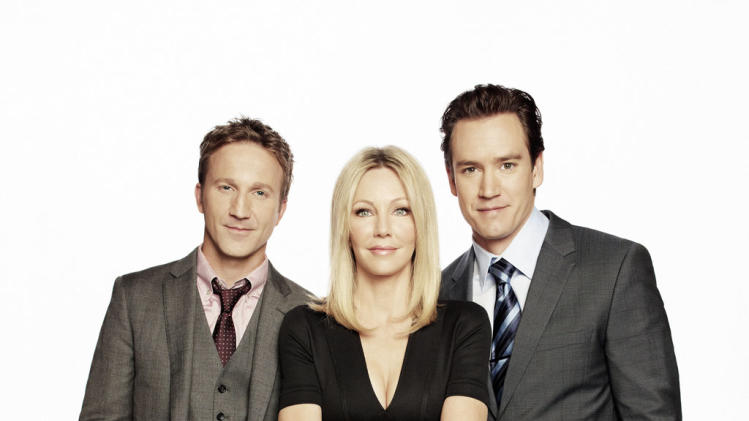 """Franklin & Bash"" Season 3"
