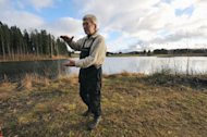 Estonia's lake-maker lives his dream
