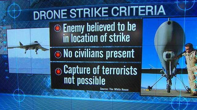 Questions arise about U.S. hostage policy and drones