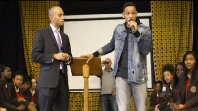 Will Smith Surprises with 'Fresh Prince' Rap