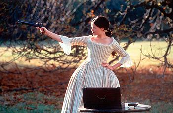 Liv Tyler as Lady Rebecca in USA Films' Plunkett & Macleane