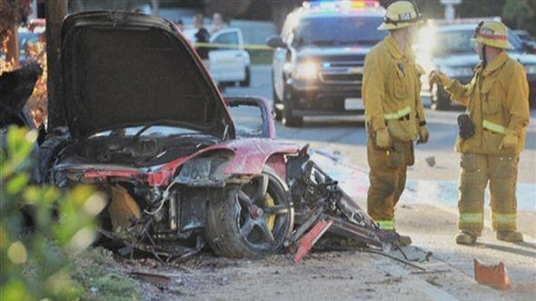 Las claves del accidente de Paul Walker