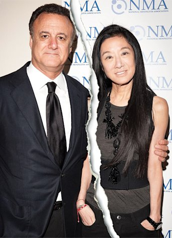 Vera Wang and Husband Arthur Becker Separate After 23 Years
