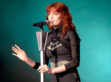 Florence Welch: Losing My&nbsp;&hellip;