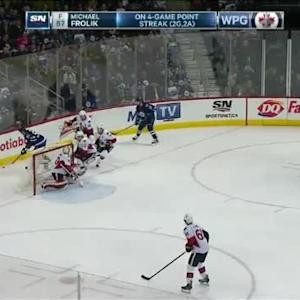 Senators at Jets / Game Highlights