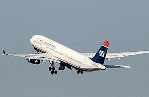 Six hurt when US Airways flight hits turbulence