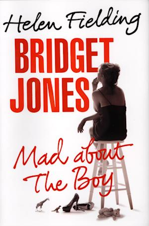 """This book cover image released by Alfred A. Knopf shows """"Bridget Jones: Mad About the Boy,"""" by Helen Fielding. (AP Photo/Alfred A. Knopf)"""