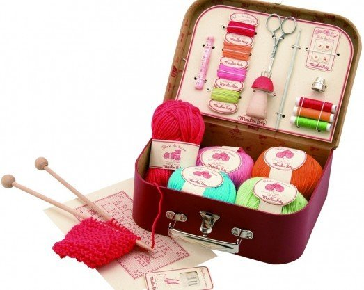 Heirloom Knitting Kit