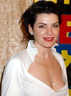 Julianna Margulies HBO Post Award Reception Griff's Restaurant - Beverly Hills, CA - 1/16/05