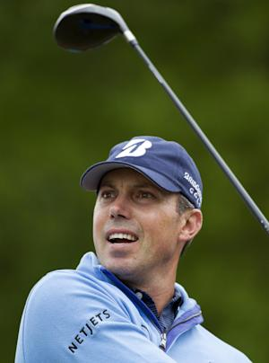 Kuchar takes 4-shot lead at Houston Open