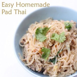 This easy Pad Thai will transport you across the world in a matter of minutes! 