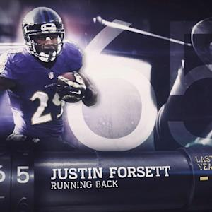 'Top 100 Players of 2015': No. 65 Justin Forsett