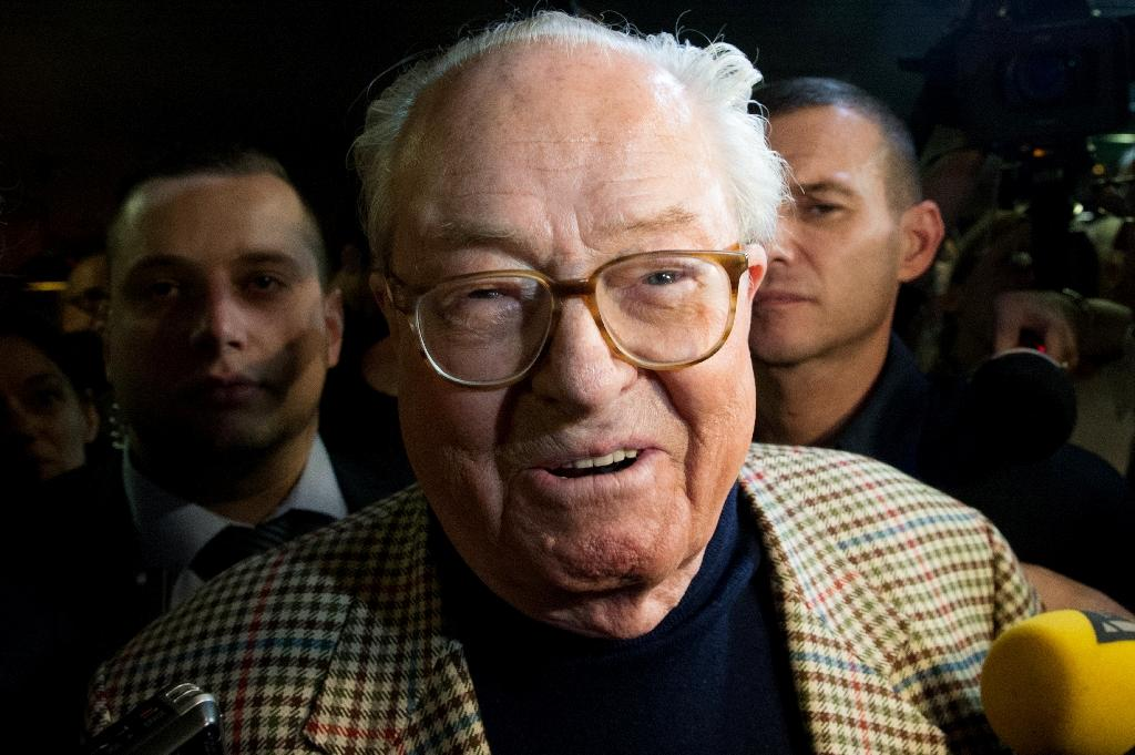 France's Jean-Marie Le Pen hid 2.2 mn euros in Swiss account