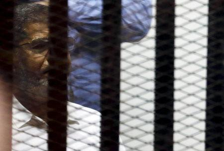 After tasting power, former Egyptian president Mursi sent to prison