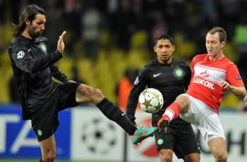 Spartak Moscow 2-3 Celtic: Samaras secures last-gasp win to end Champions League road woes